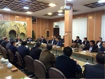 تشکیل پنجمین جلسه ستاد رسیدگی به زلزله زدگان استان کرمانشاه