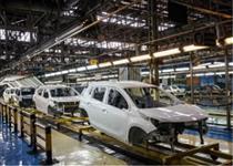 تولید خودرو در کشور ۳۵ درصد کاهش یافت