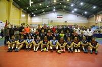 بانک رفاه قهرمان قهرمانان المپیاد ورزشی