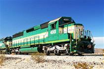 نخستین قطار حامل کالاهای صادراتی افغانستان به چین رفت