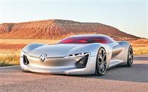 پدیده جدید خودروسازی رنو