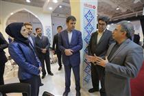 بازدید مدیرعامل بانک گردشگری از نمایشگاه بینالمللی گردشگری