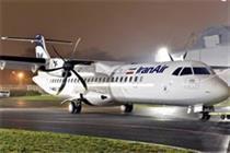 تامین مالی خرید هواپیما توسط بانک صنعت و معدن