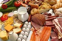 تغییرات قیمت اقلام خوراکی مناطق شهری در خرداد ۹۹