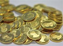 حباب ۲۰درصدی قیمت سکه