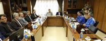 نشست هم اندیشی مدیران بانک ملت و گروه خودروسازی ایران خودرو