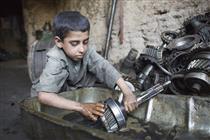 اشتغال حدود ۴۰۰ هزار کودک در ایران