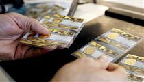 کاهش قیمت در بازار طلا و سکه
