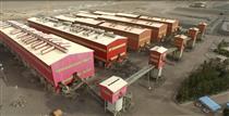 رکورد تولید کنسانتره آهن در چادر ملو شکسته شد