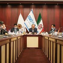 بازدید مدیرعامل بیمه دی از شعبه کرمان