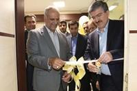 دفتر بانکداری شرکتی و اختصاصی بانک رفاه افتتاح شد