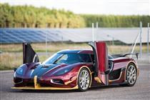 سریعترین خودرو جهان معرفی شد +عکس