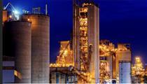 کاهش تولید سیمان و فولادخام