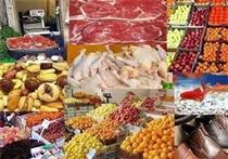 آخرین قیمت مواد خوراکی در بازار