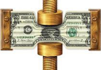 کاهش قیمت دلار بعد از افزایش چند هفته ای