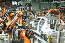قرارداد طراحی و تولید پلتفرم خودرو در ایران امضا شد