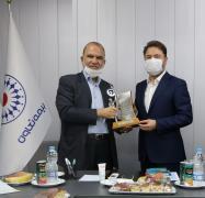 بیمه تعاون حامی ویژه انجمن بهره وری ایران شد