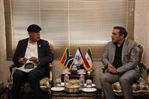 گسترش مناسبات بخش تعاون ایران و آفریقای جنوبی