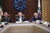 رئیس جدید صندوق توسعه ملی معارفه شد