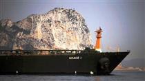 ارسال سیگنال تغییر مسیر توسط نفتکش توقیفشده ایران