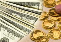 تغییرات قیمت سکه در بازار/ رشد ۵۰ تومانی نرخ دلار