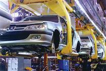 افزایش ۱۳درصدی تولید خودرو