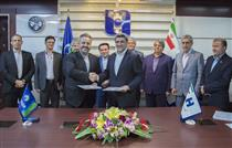 امضای قرارداد همکاری بانک صادرات ایران و اسنوا