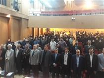 تقدیر رئیس دانشکده علوم اقتصادی دانشگاه مازندران از بیمه دانا