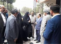 تقدیر معاون رئیس جمهور از مشارکت بانک ملی در رونق اقتصادی خراسان جنوبی