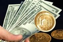دلار ۳۸۳۴تومان / سکه یک میلیون و ۲۱۰هزار تومان