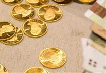افت قیمت انواع سکه در بازار/ دلار آزاد ثابت ماند
