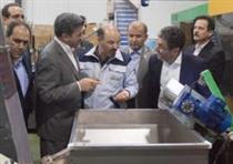 بانک صادرات با قدرت از تولید داخلی حمایت می کند