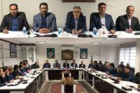 بررسی عملکرد شعب بانک ایران زمین