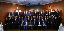 برگزاری سومین مجمع فصلی مدیران ستادی و روسای شعب بیمه رازی