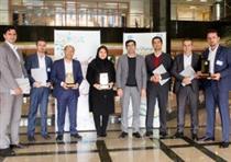 معرفی هفت مدیر شعبه برتر بانک سامان
