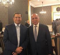 پست اینستاگرامی دکتر همتی درباره مذاکرات با معاون نخست وزیر عراق