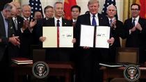 اعلام آتشبس در جنگ تجاری آمریکا و چین