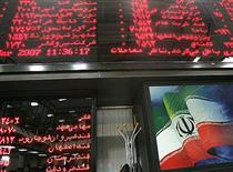 کاهش ۳۰۶۳واحدی شاخص کل بورس تهران