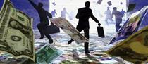 ۳۶.۵ درصد از اقتصاد ایران زیرزمینی است