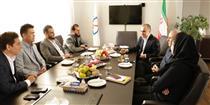 نشست مدیر عامل بیمه رازی با رئیس عمومی امور بیمه های افغانستان