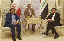 رییس کل بانک مرکزی وارد عراق شد