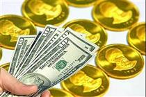 قیمت سکه کاهش و دلار افزایش یافت
