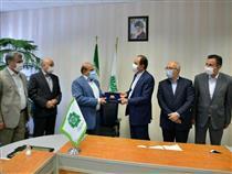 بیمه آسیا و سازمان امور مالیاتی کشور، قرارداد بزرگ بیمهای منعقد کردند