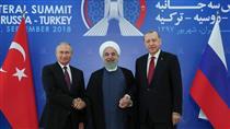 مثلث ارزی ایران-روسیه-ترکیه موفق خواهد بود؟