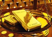 افزایش ارزش دلار / قیمت طلا ریخت