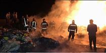 بیمه سخت و زیان آور بودن شغل آتش نشانی در نوبت بررسی