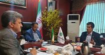 دیدار صادرکنندگان قزوین با مدیرعامل بانک توسعه صادرات