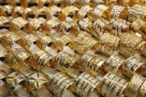 افزایش نرخها در بازار طلا در سایه تقویت اونس در بازارهای جهانی