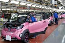چین مالک آینده صنعت خودرو است