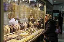 حال و هوای بازار طلا در آستانه سال نو میلادی